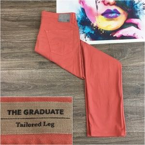 AG Adriano Goldschmied The Graduate Mens Pants Chi